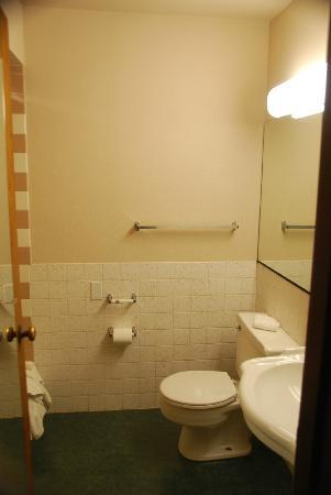 La Quinta Inn Sandpoint: bathroom