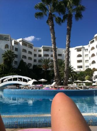 Sol Azur Beach Hotel: pool