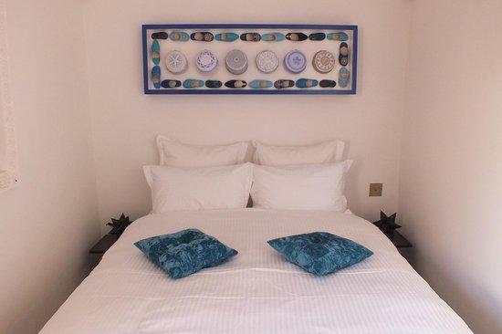 Dar Faracha Fès : chambre bleue