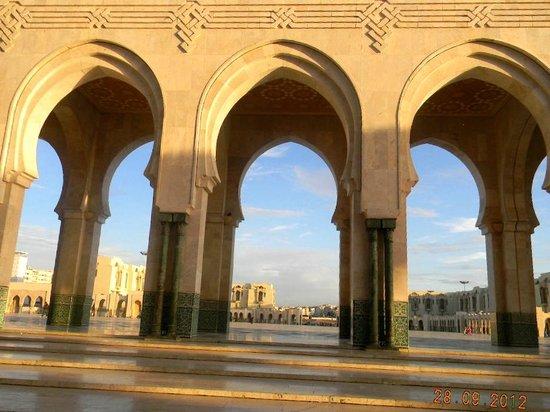 Hassan II Mosque: la Moschea Bianca