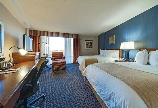 DoubleTree by Hilton Hotel Portland: Newly Renovated Double Guest Room