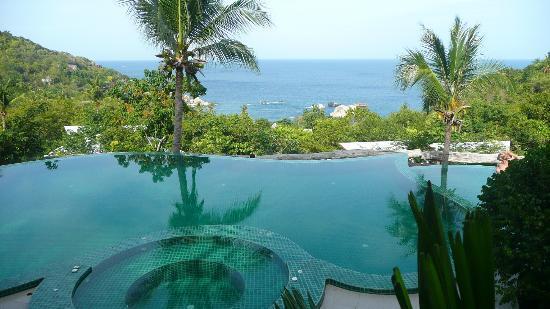 Tanote Villa Hill: Perfect pool