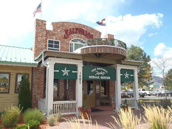 Steak picture of saltgrass steak house colorado springs for The house company el paso