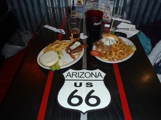 Cruisers Cafe 66: Mmmm!