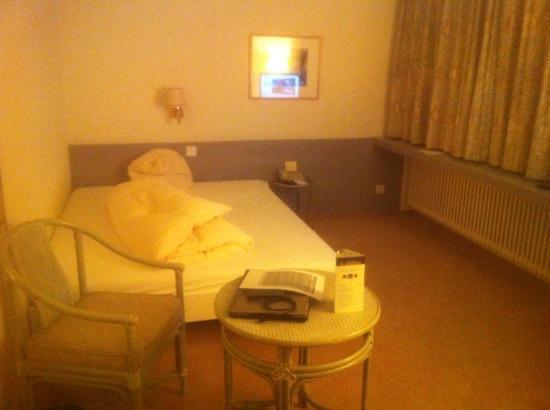 Hotel Storchen: Room 105