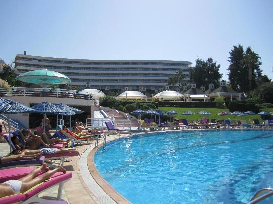 Grand Blue Sky International : hotel2
