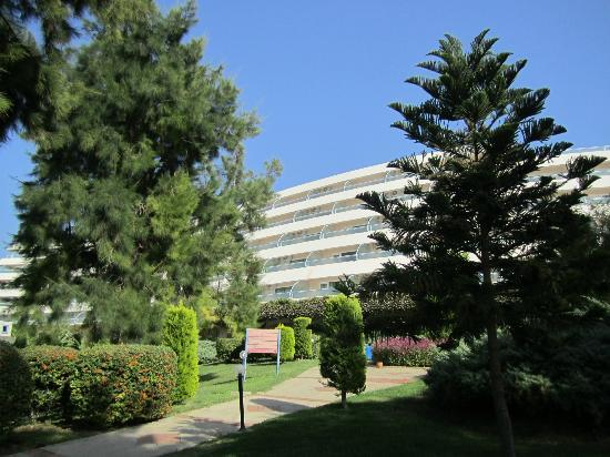 Grand Blue Sky International : hotel