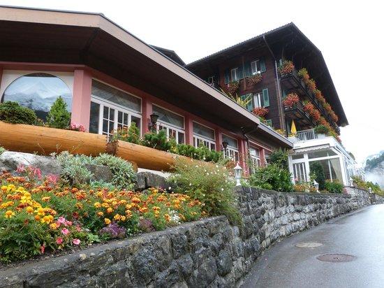 Hotel Silberhorn - Main building