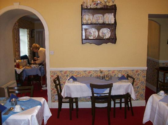Murphy's Farmhouse: Part of Breakfast area