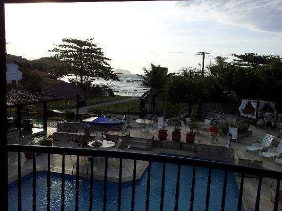 Coronado Beach Hotel: Vista desde la habitacion