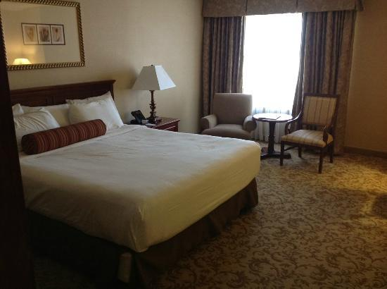 Monte Carlo Resort & Casino: King room