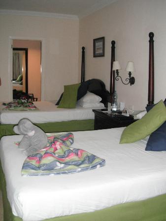 Iberostar Ensenachos: Park Suite Room 3728 (JLane)