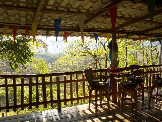 Fidelito Ranch & Lodge: Ausblick in die Landschaft von der Ranch aus.