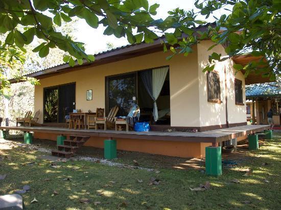 Fidelito Ranch & Lodge: Blick auf die beiden Gästeappartements.