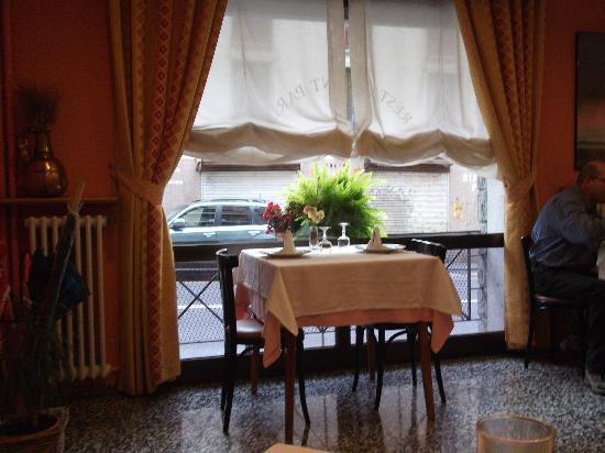 Hotel Paris: comedor