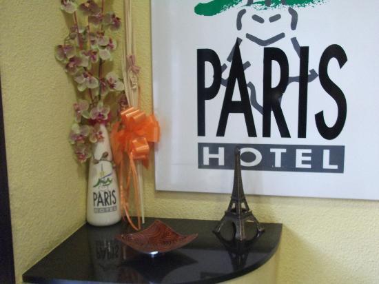 Hotel Paris: hotel