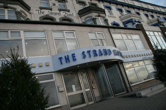 Strand Hotel And Lodge Blackpool