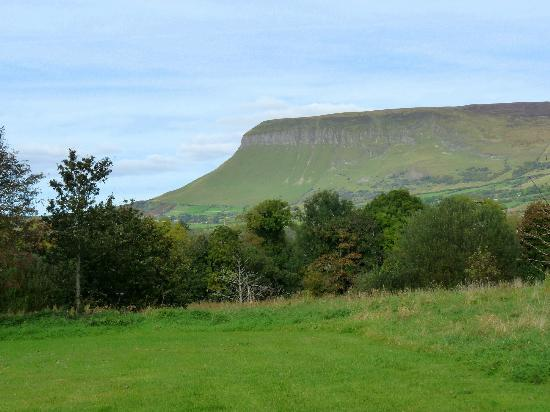Yeats's Grave: Benbulben, Co Sligo