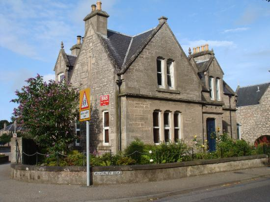 North End, Nairn