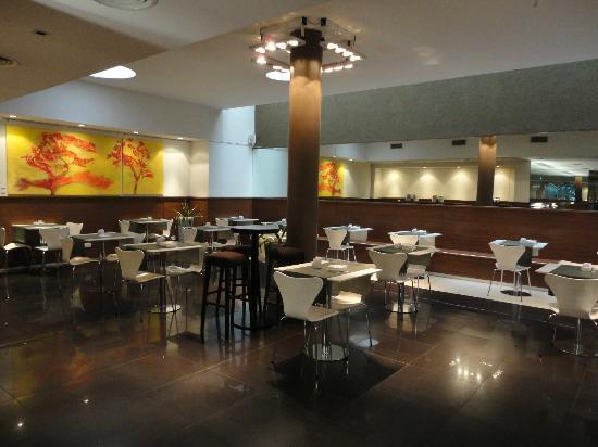 Dazzler Maipu: Restaurante