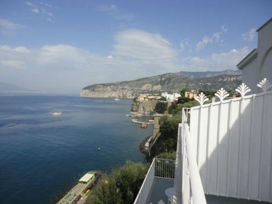 Grand Hotel Riviera: view of sant angelo
