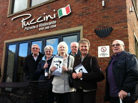 Puccini Ashton: happy retired friends