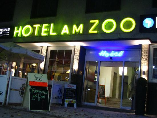 am zoo hotel bewertungen fotos preisvergleich frankfurt am main tripadvisor. Black Bedroom Furniture Sets. Home Design Ideas