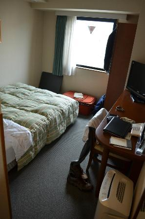 Hotel Route Inn Misawa: Room from entry