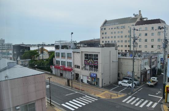 Hotel Route Inn Misawa: View to the left