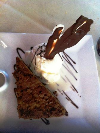 Howard Johnson Hotel Formosa: postre a la carta