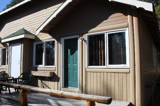 Bear Hill Lodge: chalet in a 4 plex