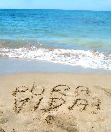 Bugabutik: Spiaggia