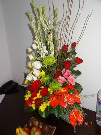 The Samara: Anniversary Floral Arrangement
