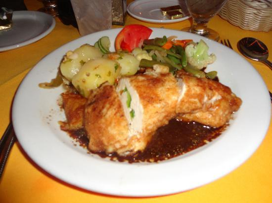 CocoLaPalm Resort: Chicken Kiev