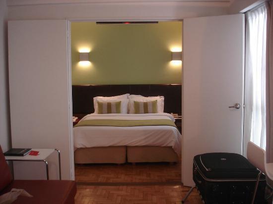 Didi Soho Hotel: Dormitório