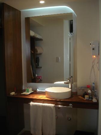 Didi Soho Hotel: Lavatório