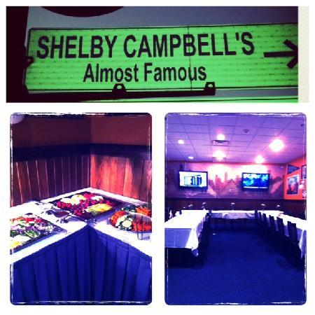 Shelby Campbell S Almost Famous Restaurant Elk Grove Village Il