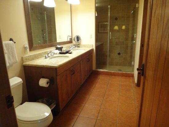 Hyatt Residence Club Sedona, Pinon Pointe: Bathroom