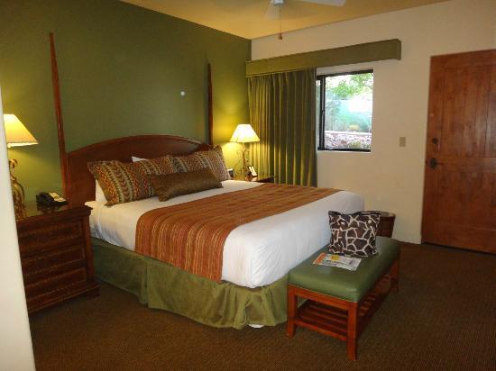 Hyatt Pinon Pointe: Bedroom