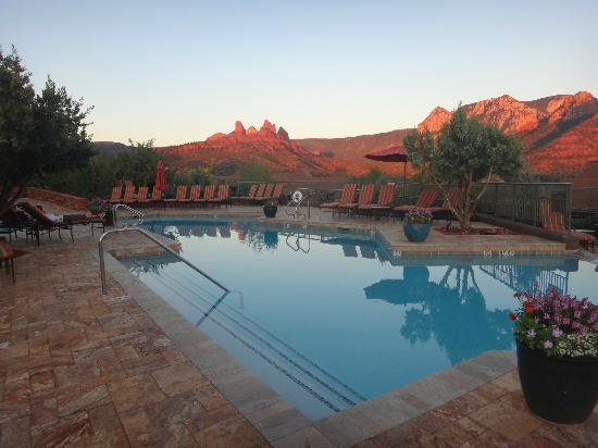 Hyatt Residence Club Sedona Pinon Pointe Pool