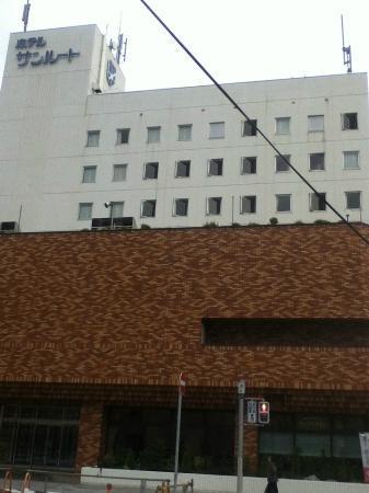 Hotel Sunroute Kamaishi: hotel