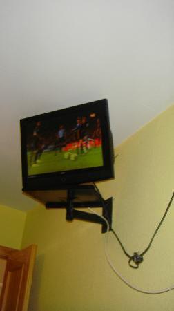 Pension Aries II: Tv