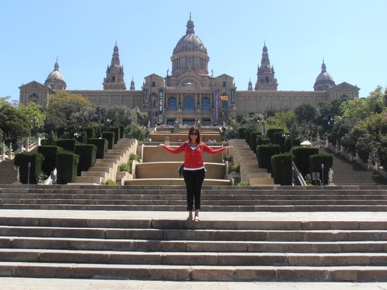Barcellona, Spagna: Montjuic
