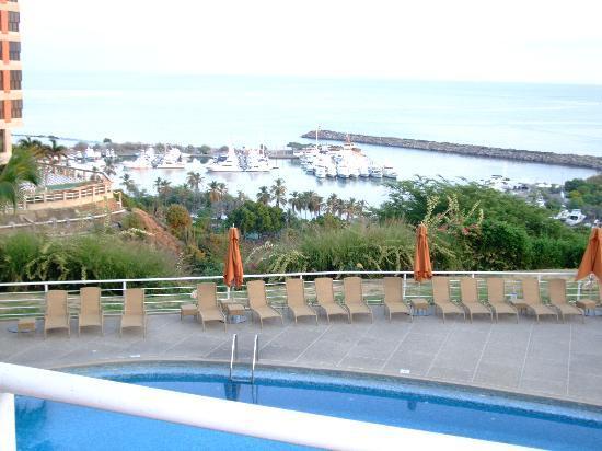 Venezuela Marriott Hotel Playa Grande: Marina.