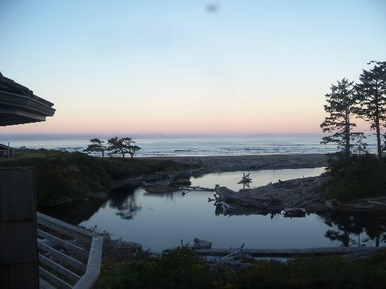 Kalaloch Lodge: Sunrise