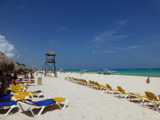 Iberostar Tucan Hotel: Playa del hotel