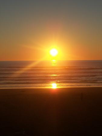 Kalaloch Lodge in Olympic National Park: Sunset