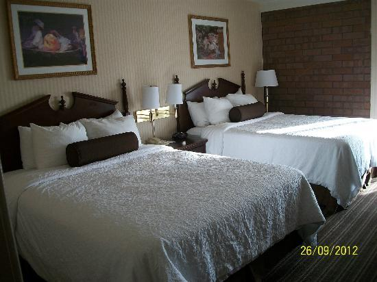 Best Western Pocatello Inn: Queen beds