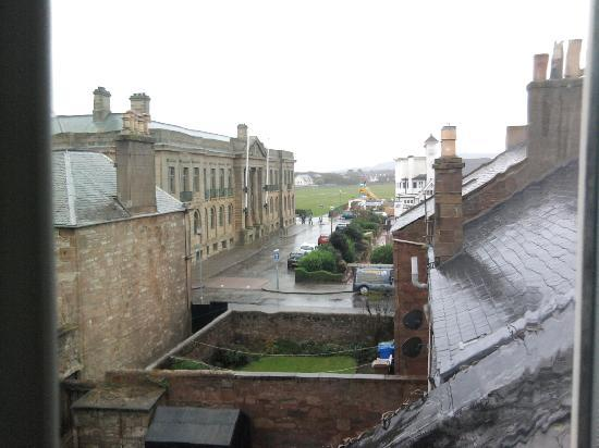Craggallan Guest House : Bad view
