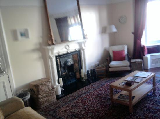 Craggallan Guest House : Livingroom for all guests